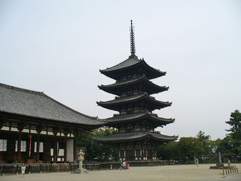 Kofuku-ji temple